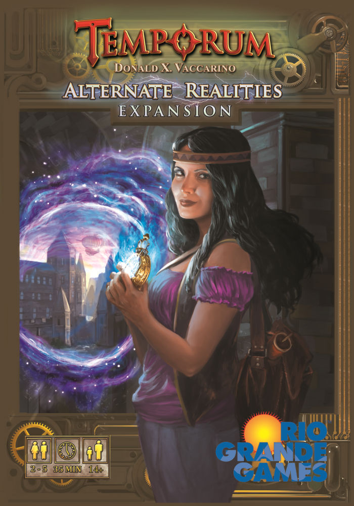 Temporum: Alternate Realities
