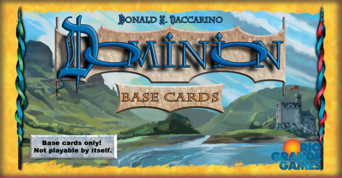 Dominion Base Card Set