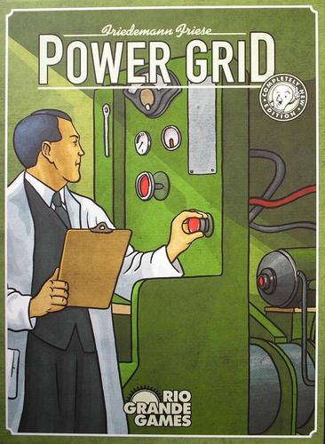 Power Grid – First Edition