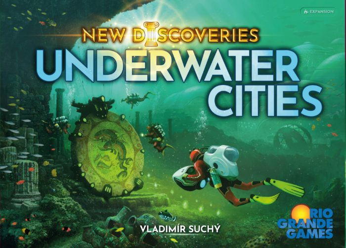 Underwater Cities – New Discoveries