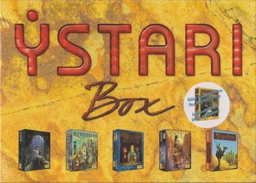 Ystari Treasure Box